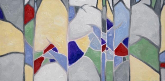 Plush - oil on canvas - 12