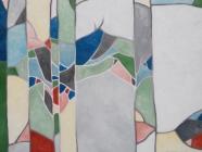 """Crosswind - oil on canvas - 30"""" x 40"""""""