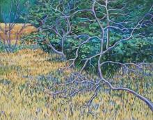 "Edgewood - oil on canvas - 24"" x 30"""