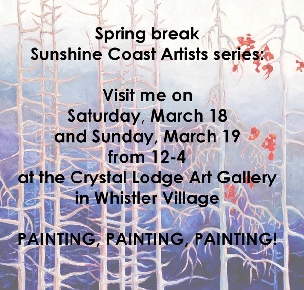 2017 spring break at crystal lodge art gallery 1024
