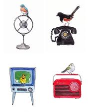 tech birds
